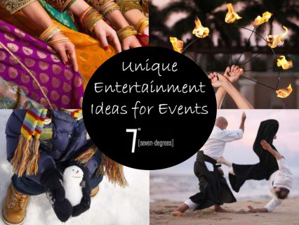 Unique Entertainment Ideas for
