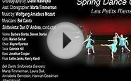College of DuPage: Spring Dance Concert - Les Petits Riens