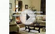 Holiday Decorations Ideas for Christmas [brendorada]
