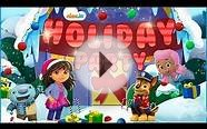Nick Jr Holiday Party ,Christmas ,New Year, Best Game 2015